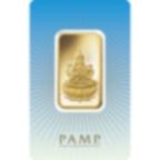 1 Unze FeinGoldbarren 999.9 - PAMP Suisse Lakshmi
