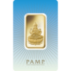 1 oncia lingottino d'oro puro 999.9 - PAMP Suisse Lakshmi