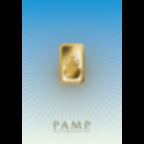 Investire in 5 grammi d'oro puro Lakshmi - PAMP Svizzera - Pack Front
