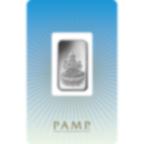 1 oncia lingottino d'argento puro 999.0 - PAMP Suisse Lakshmi