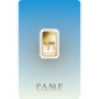 5 gram Fine Gold Bar 999.9 - PAMP Suisse Am Yisrael Chai
