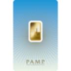 5 gram Fine Gold Bar 999.9 - PAMP Suisse Ka'Bah Mecca