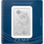 Buy 100 grams Fine Silver Lady Fortuna - PAMP Suisse - Certi-PAMP