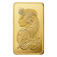 250 gram Fine Gold Bar 999.9 - PAMP Suisse Lady Fortuna