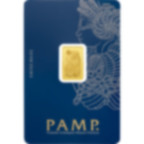 Purchase 2,5 grams Fine gold Lady Fortuna - PAMP Swiss - Veriscan