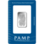 10 gram Fine Silver Bar 999.0 - PAMP Suisse Lady Fortuna