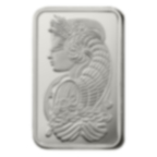 10 once lingottino d'argento puro 999.0 - PAMP Suisse Lady Fortuna