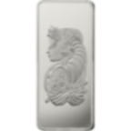 1 kg Platinum Bar - PAMP Suisse Lady Fortuna
