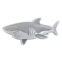 1 once pièce d'argent - PAMP Suisse Grand Requin Blanc
