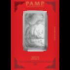 Achat d'or 1 once Lingot, Lingotin d'argent Pur Lunar Boeuf - PAMP Suisse