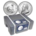investir dans 500 Pièces d'Argent Krugerrand Monster Box - Monnaie Sud-Africaine - Pièces en Box