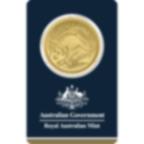 1 oncia moneta d'oro puro 999.9 - Canguro Veriscan BU 2018