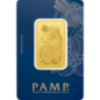 Invest in 1 oz Fine gold Lady Fortuna - PAMP Swiss - Veriscan