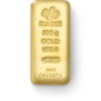 Buy 500 grams Fine gold Cast Bar - PAMP Swiss - Front