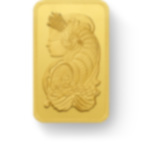 Comprare 1 oncia lingottino d'oro puro 999.9 - PAMP Suisse Lady Fortuna  Front