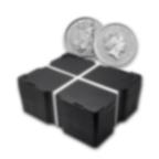 Comprare 500 Monete Britannia d'Argento Monster Box -  Zecca Reale - Monster Box