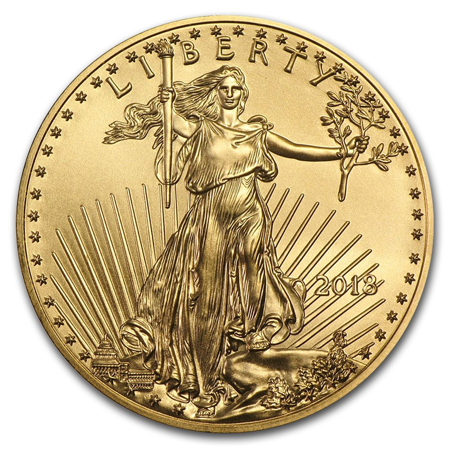 0.10 oz gold american eagle united states mint goldavenue