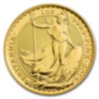 Comprare 1 oncia Britannia d'oro puro - Royal Mint - Front