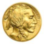 Kaufen Sie 1 oz Feingoldmünze Buffalo - United States Mint - Front