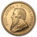 1 Unze Feingoldmünze 916.7 - Krügerrand Gemischte Jahre