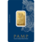 1/2 oncia lingottino d'oro puro 999.9 - PAMP Suisse Lady Fortuna Veriscan