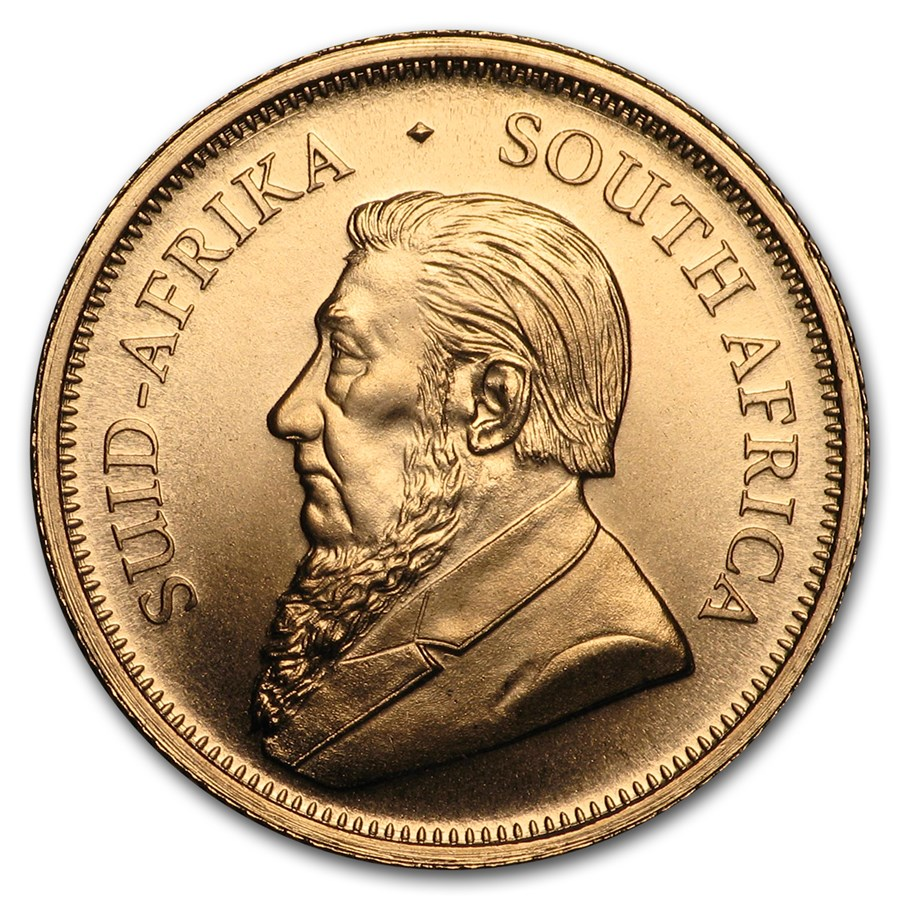 Random 1/10 oz Gold South African Krugerrand