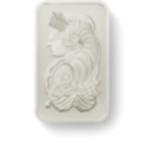 1 oz Fine VAT-Free Palladium Bar 999.5 - PAMP Suisse Lady Fortuna
