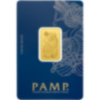 Buy 10 grams Fine gold Lady Fortuna - PAMP Swiss - Veriscan