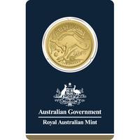 2018 Australia 1/2 oz Gold Kangaroo BU Veriscan