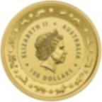 1 oz Fine Gold Coin 999.9 - Lunar Pig BU 2019