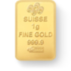 Invest in 12x1 gram Fine gold Lady Fortuna - PAMP Swiss - Back