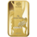 5 gram Fine Gold Bar 999.9 - PAMP Suisse Lunar Horse