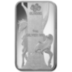 1 oncia lingottino d'argento puro 999.0 - PAMP Suisse Cavallo Lunare