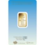 10 grammes lingotin d'or pur 999.9 - PAMP Suisse Croix Romane