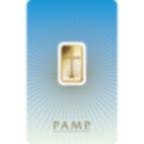5 grammi lingottino d'oro puro 999.9 - PAMP Suisse Croce Romana