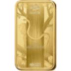 8x1 gram multigram Fine Gold Bar 999.9 - PAMP Suisse Lunar Monkey