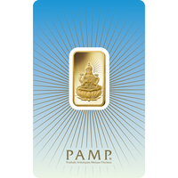 10 Gramm Goldbarren - PAMP Suisse Lakshmi