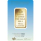 1 oz Fine Gold Bar 999.9 - PAMP Suisse Lakshmi