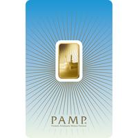 5 gram Gold Bar - PAMP Suisse Ka'Bah Mecca
