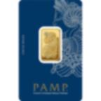 Kaufen Sie 1 Tolas FeinGoldbarren Lady Fortuna - PAMP Schweiz - Pack Front Veriscan