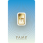 5 grammes lingotin d'or pur 999.9 - PAMP Suisse Am Yisrael Chai