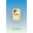 10 gram Fine Gold Bar 999.9 - PAMP Suisse Am Yisrael Chai