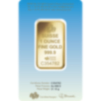 1 oz Fine Gold Bar 999.9 - PAMP Suisse Am Yisrael Chai