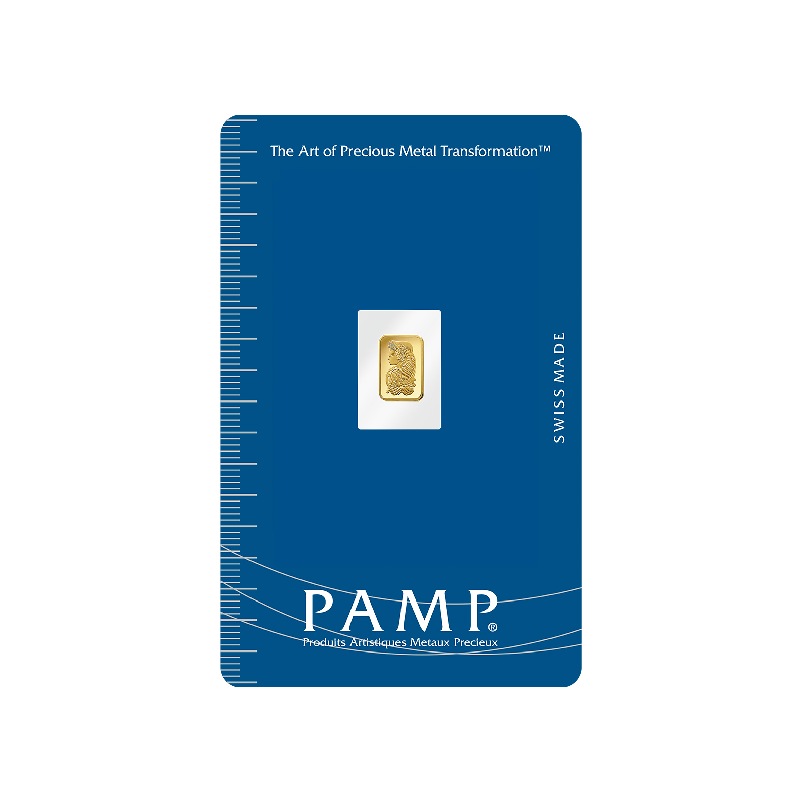 0,3 grammo lingottino d'oro - PAMP Suisse Lady Fortuna