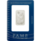 Kaufen Sie 10 Gramm FeinPalladiumbarren Lady Fortuna - Certi-PAMP