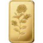 5 gram Fine Gold Bar 999.9 - PAMP Suisse Rosa