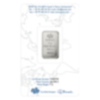 2.5 gram Fine Silver Bar 999.0 - PAMP Suisse Rosa