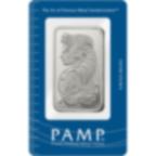 50 grammes lingotin d'argent pur 999.0 - PAMP Suisse Lady Fortuna