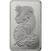 500 gram Platinum Bar - PAMP Suisse Lady Fortuna