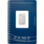 Buy 5 grams Fine Platinum Lady Fortuna - PAMP Suisse - Certi-PAMP